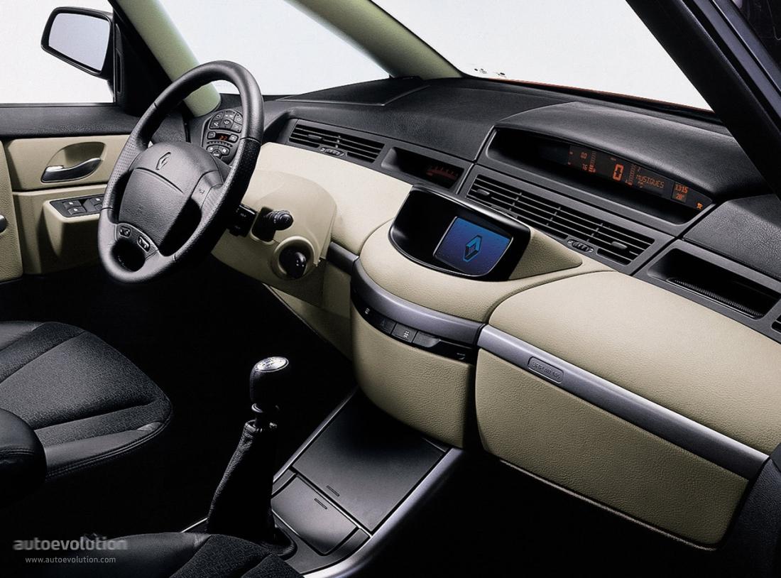 Renault Avantime 2001 - 2003 Compact MPV #5