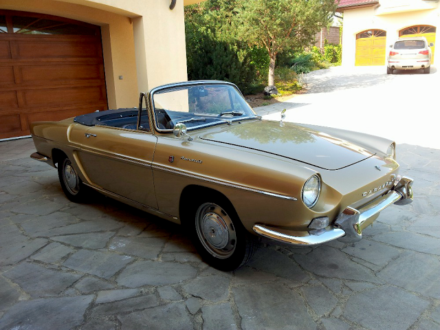 Renault Caravelle 1958 - 1968 Coupe #3