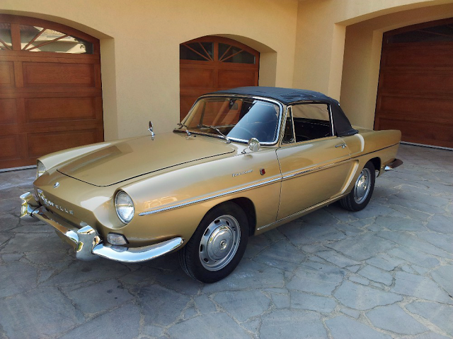 Renault Caravelle 1958 - 1968 Coupe #1
