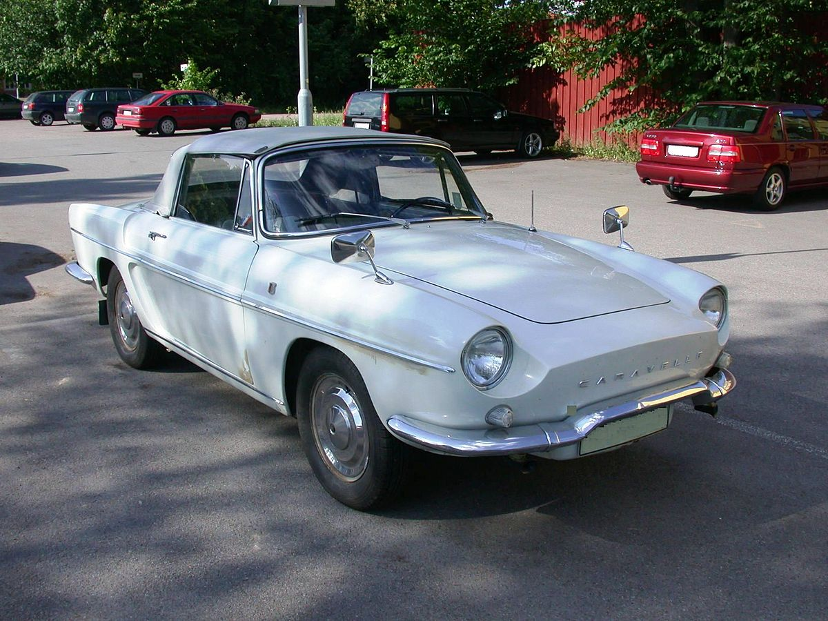 Renault Caravelle 1958 - 1968 Coupe #7