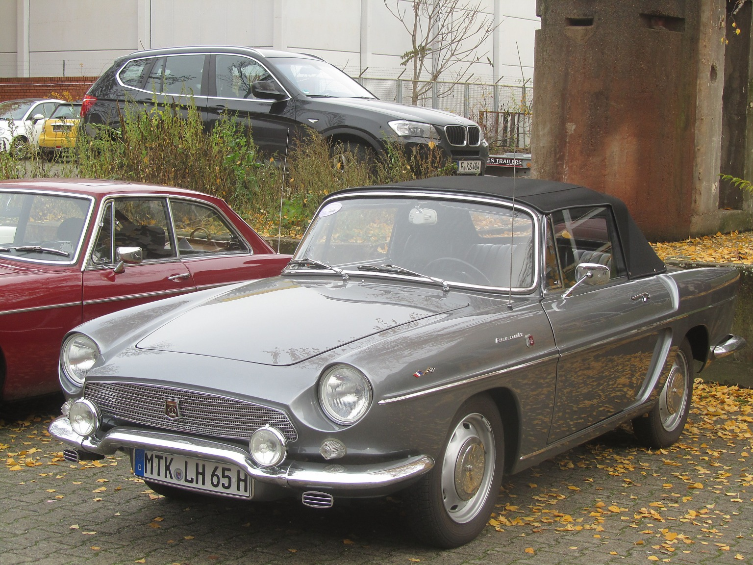 Renault Caravelle 1958 - 1968 Coupe #2
