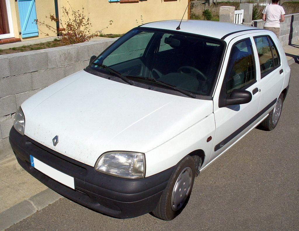 Renault Clio I 1990 - 1998 Hatchback 5 door #7