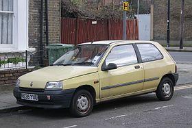 Renault Clio I 1990 - 1998 Hatchback 5 door #4