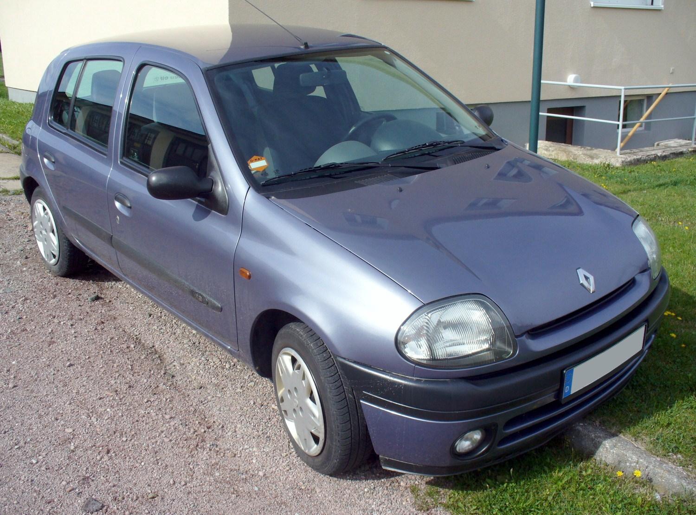 Renault Clio II 1998 - 2001 Hatchback 5 door #4