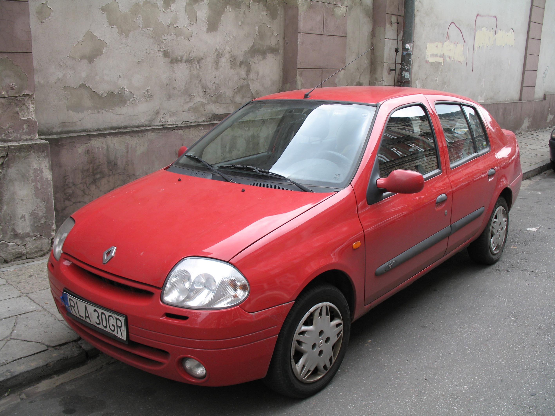 Renault Clio II 1998 - 2001 Hatchback 5 door #3
