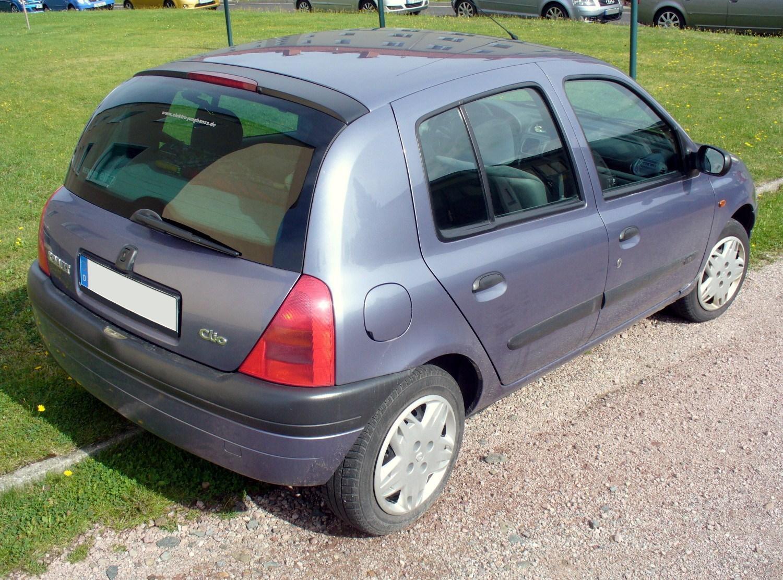 Renault Clio II 1998 - 2001 Hatchback 5 door #5