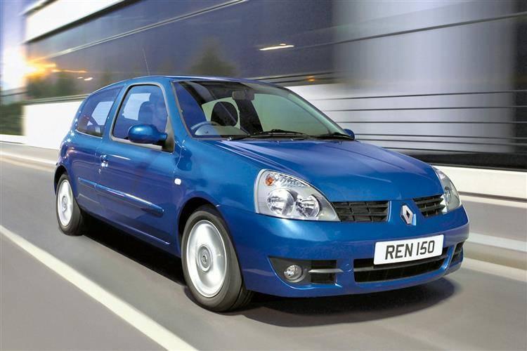 Renault Clio III 2005 - 2009 Hatchback 3 door #7