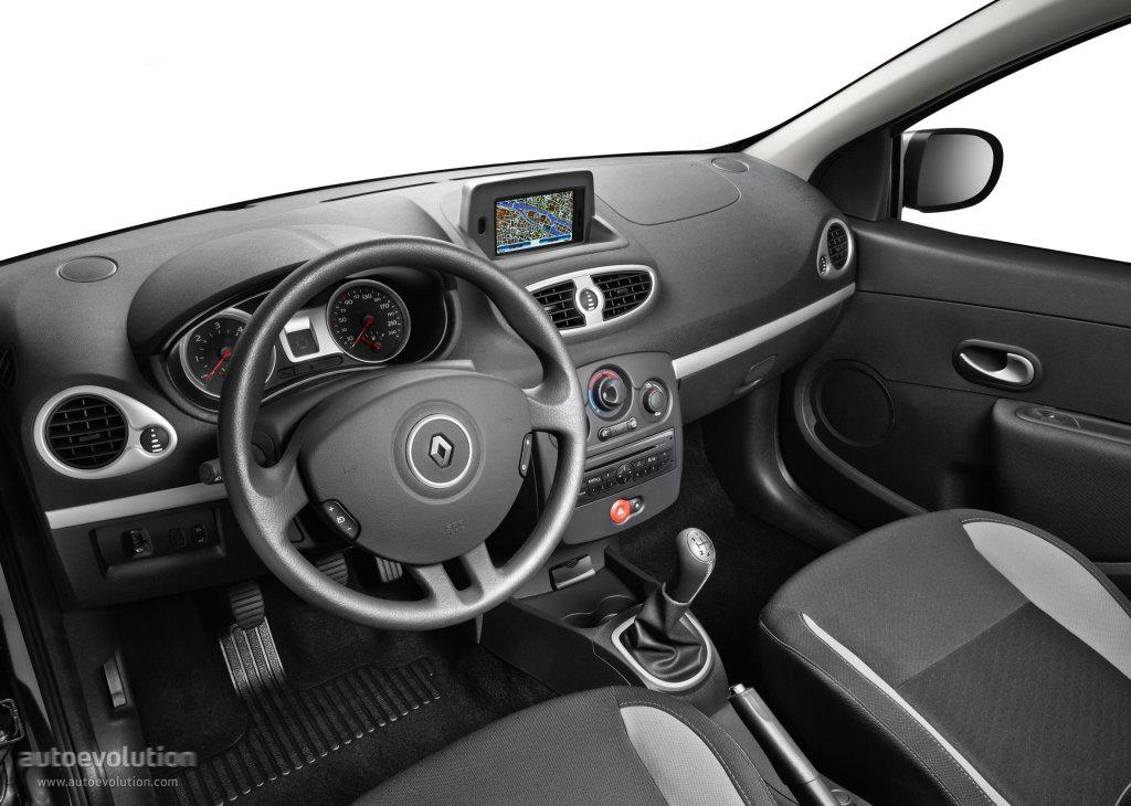 Renault Clio III 2005 - 2009 Hatchback 3 door #6