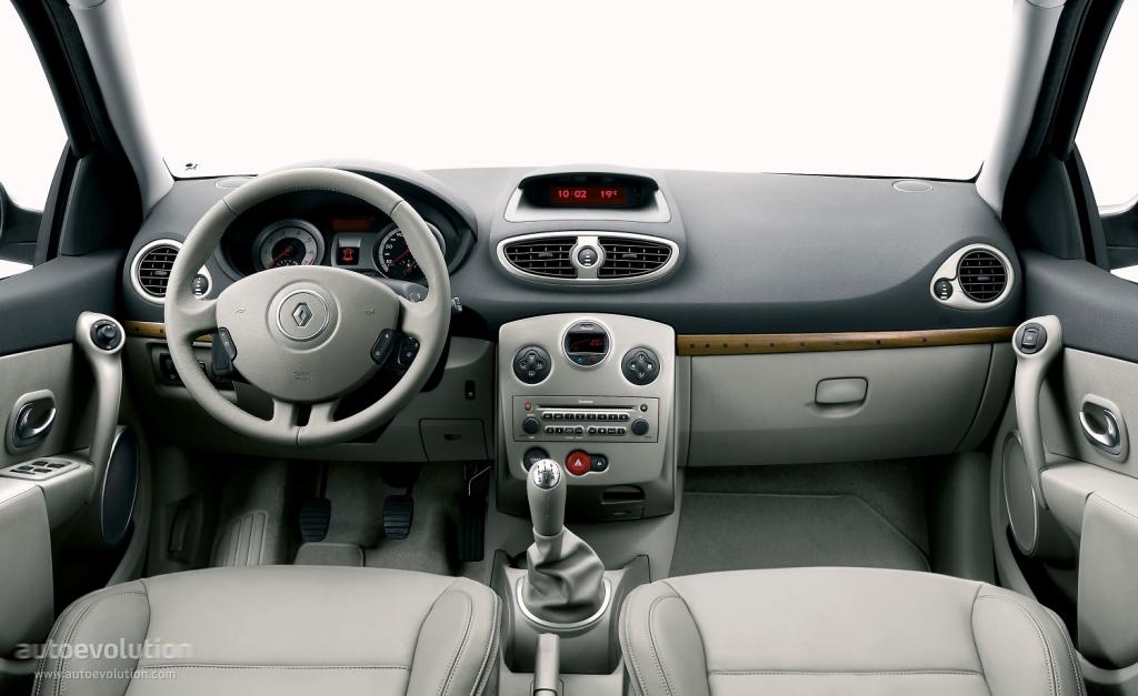 Renault Clio III 2005 - 2009 Hatchback 3 door #8