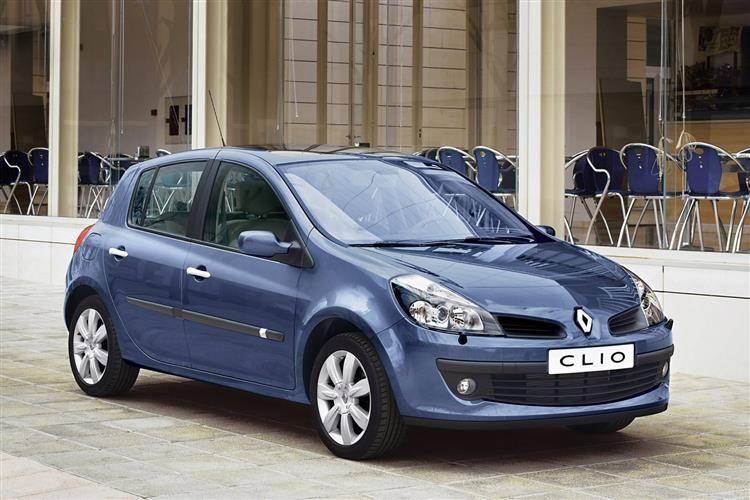 Renault Clio III 2005 - 2009 Hatchback 3 door #1