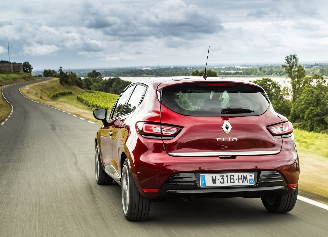 Renault Clio IV Restyling 2016 - now Station wagon 5 door #2