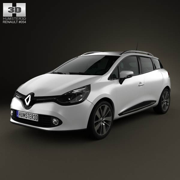 Renault Clio IV Restyling 2016 - now Station wagon 5 door #8