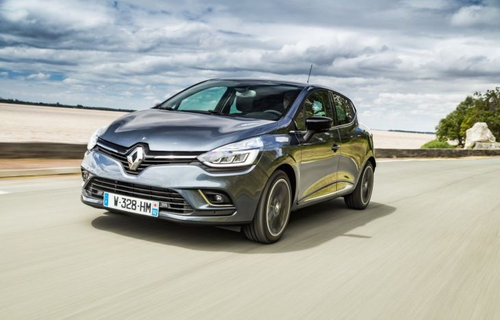 Renault Clio IV Restyling 2016 - now Station wagon 5 door #6