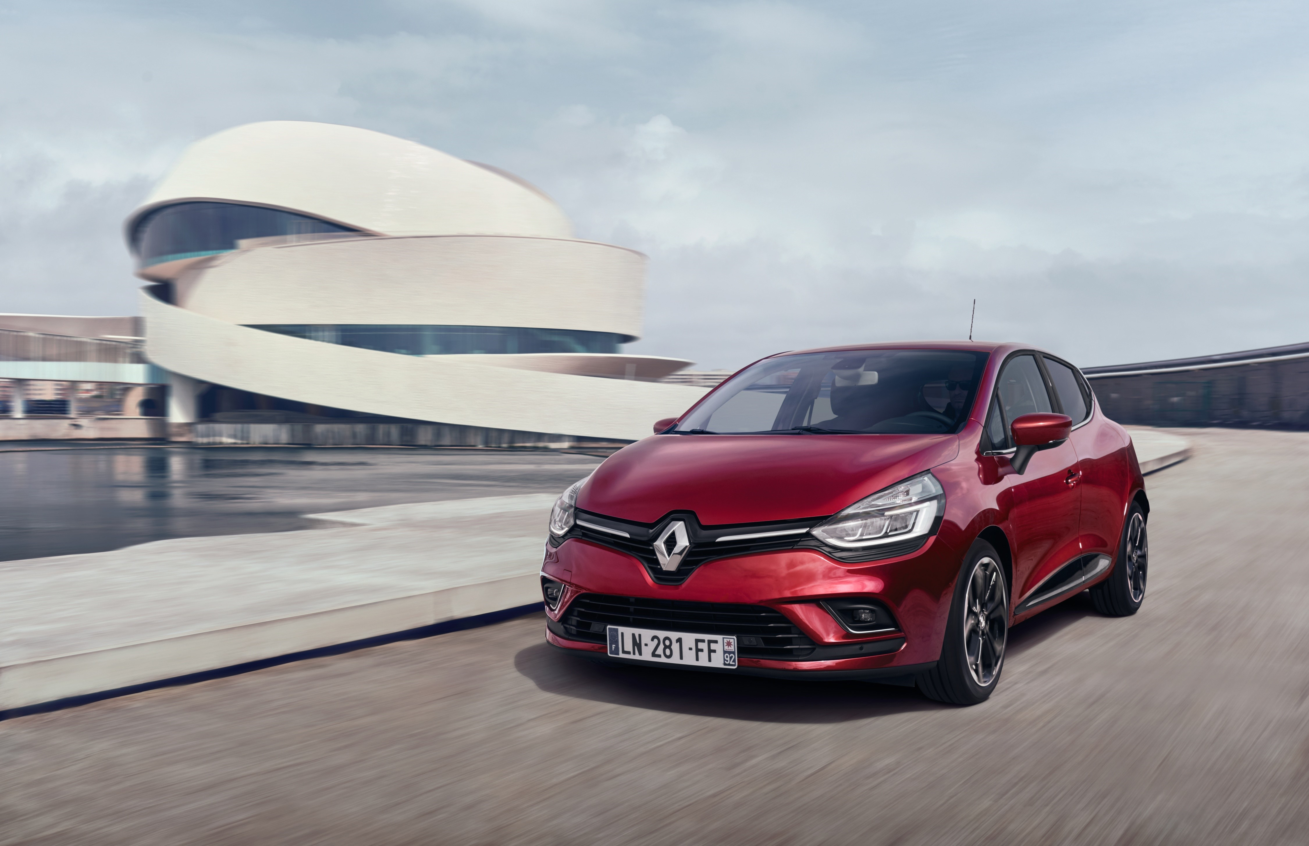 Renault Clio IV Restyling 2016 - now Station wagon 5 door #7