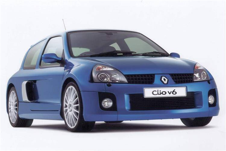 Renault Clio V6 2001 - 2005 Hatchback 3 door #5