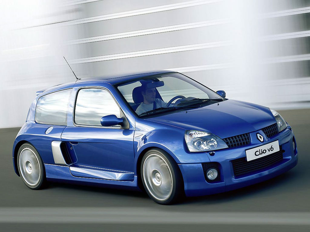 Renault Clio V6 2001 - 2005 Hatchback 3 door #6