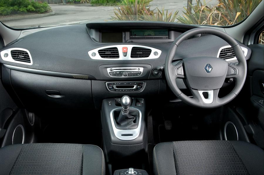 Renault Scenic III 2009 - 2012 Compact MPV #7