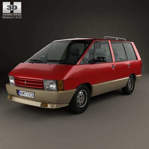 Renault Espace I 1984 - 1991 Minivan #2
