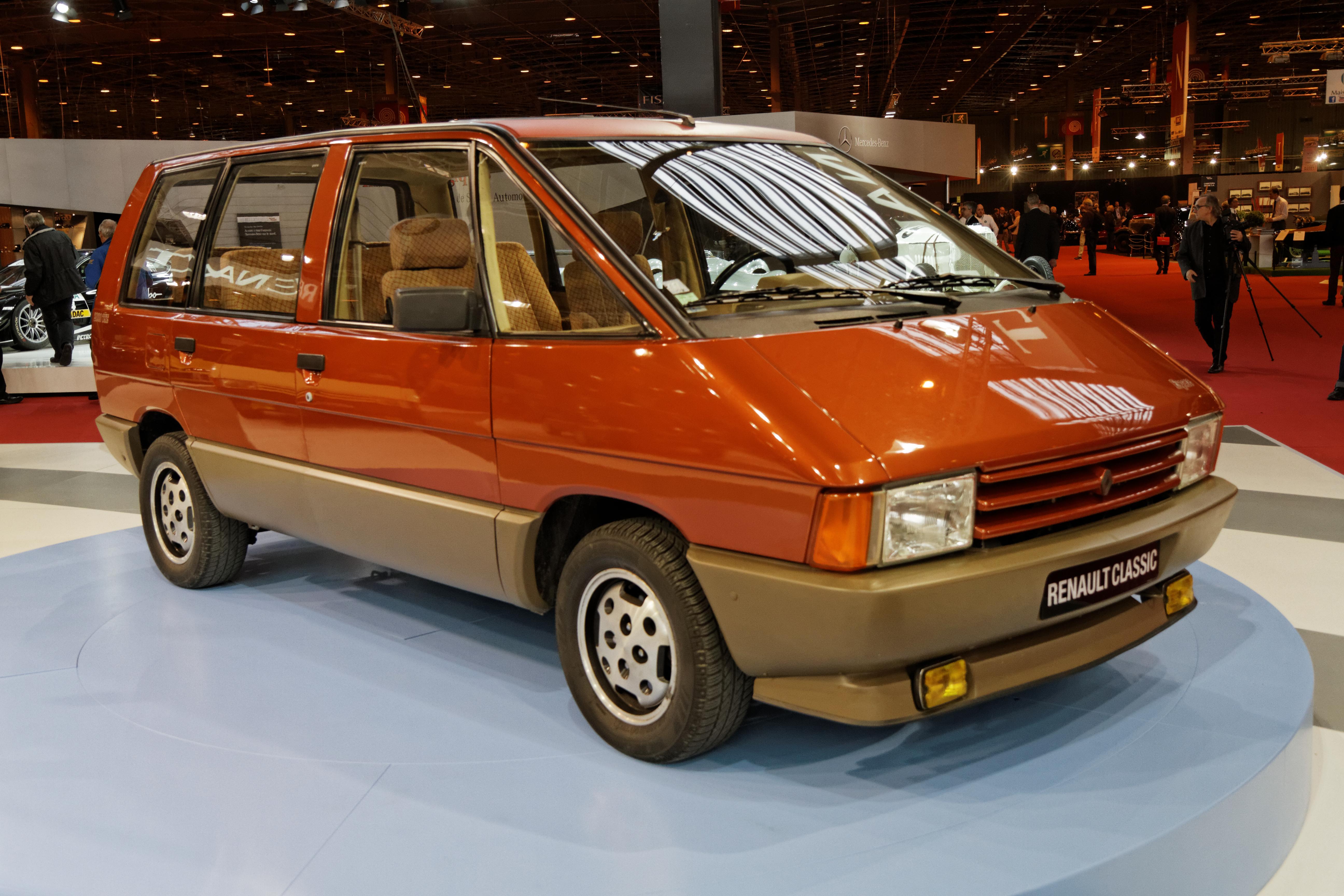 Renault Espace I 1984 - 1991 Minivan #7