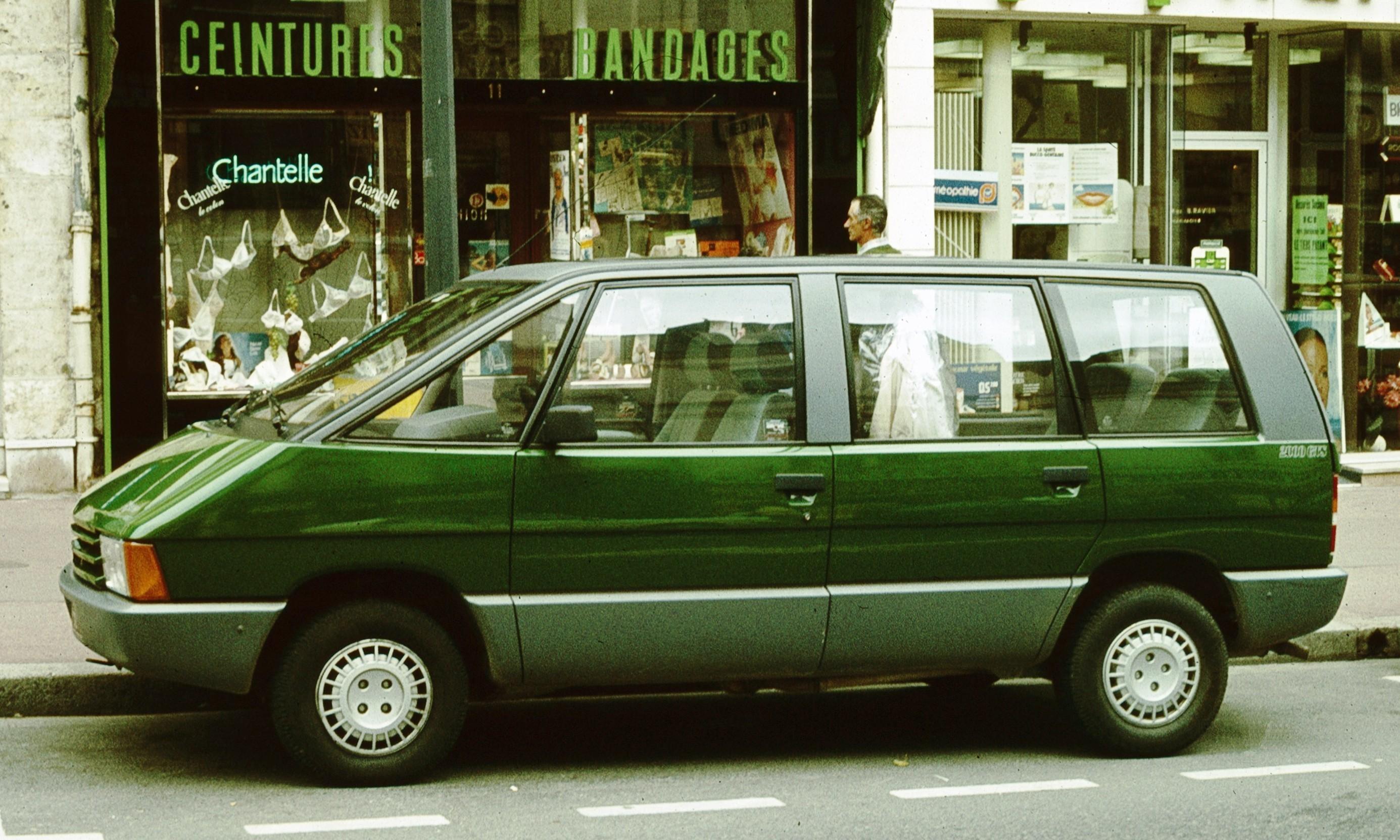 Renault Espace I 1984 - 1991 Minivan #5