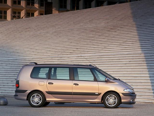 Renault Espace III 1996 - 2002 Minivan #1