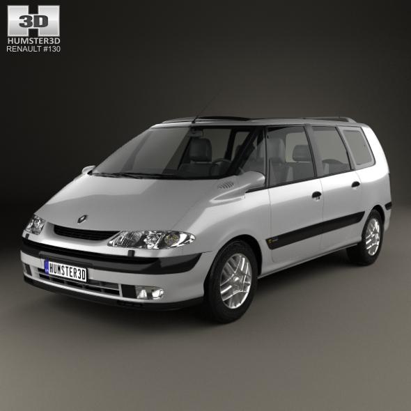 Renault Espace III 1996 - 2002 Minivan #4