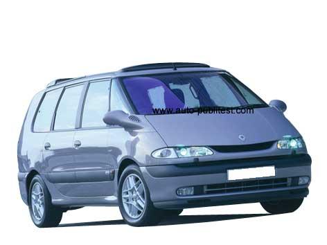 Renault Espace III 1996 - 2002 Minivan #3