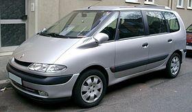 Renault Espace III 1996 - 2002 Minivan #8