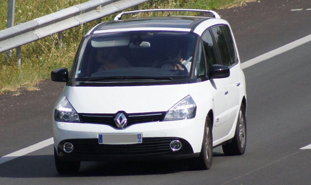 Renault Espace IV Restyling 2 2012 - 2014 Minivan #5