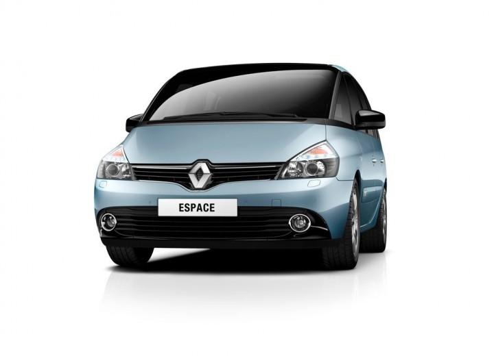 Renault Espace IV Restyling 2 2012 - 2014 Minivan #7