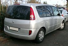 Renault Espace IV Restyling 2006 - 2012 Minivan #3