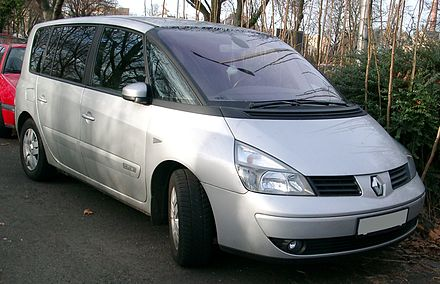Renault Espace IV Restyling 2006 - 2012 Minivan #2
