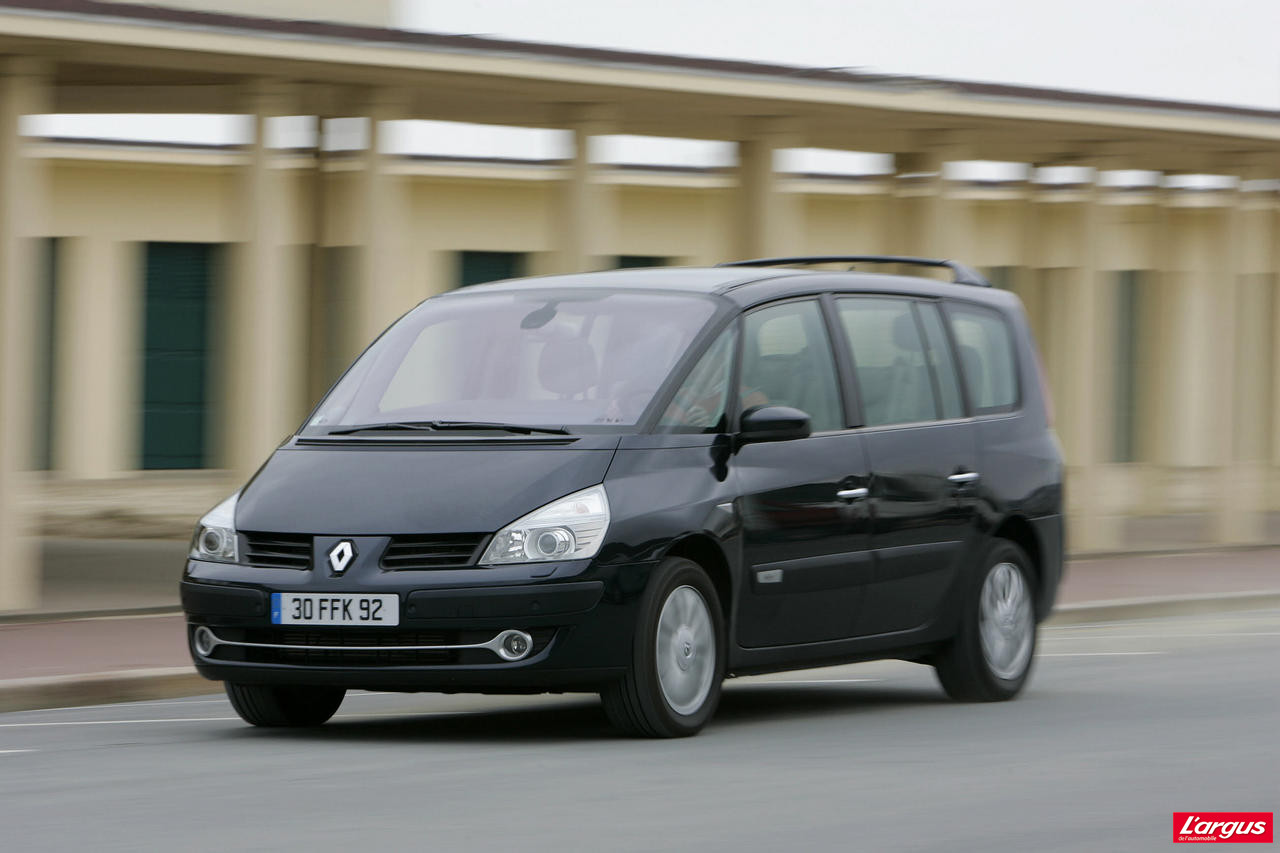 Renault Espace IV Restyling 2006 - 2012 Minivan #1