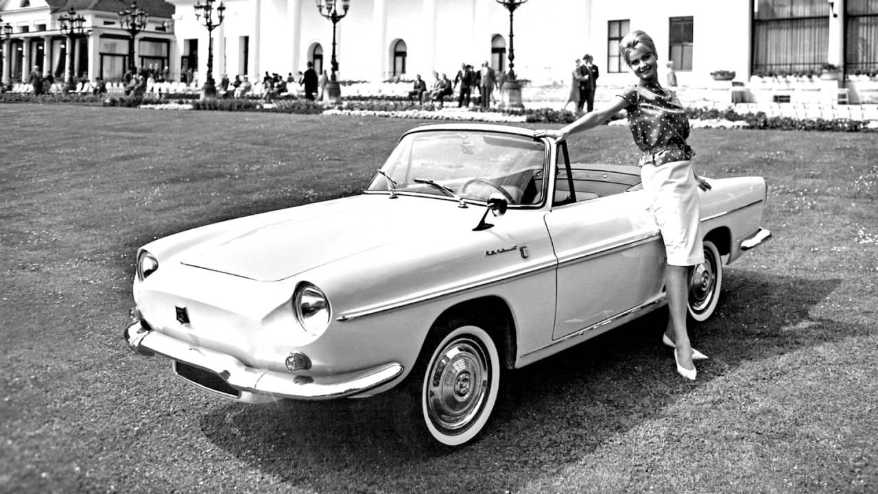 Renault Floride 1958 - 1962 Cabriolet #4
