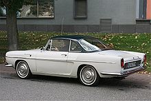Renault Floride 1958 - 1962 Cabriolet #5