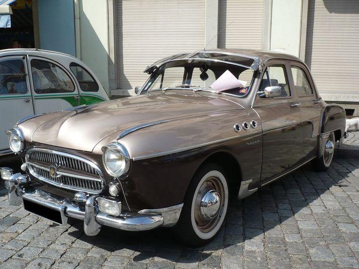 Renault Fregate 1951 - 1960 Cabriolet #2