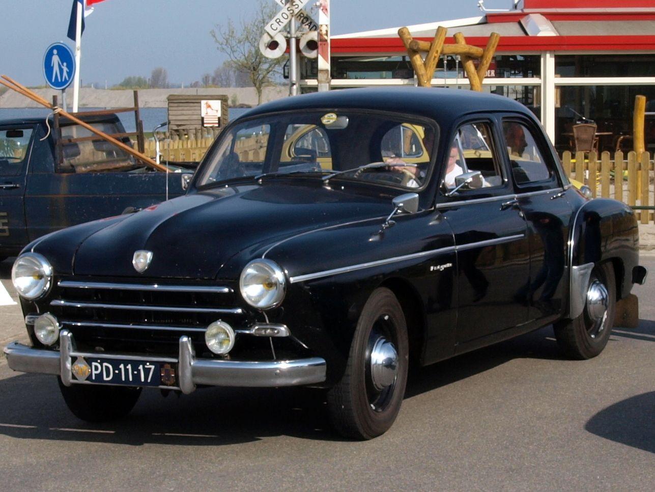 Renault Fregate 1951 - 1960 Cabriolet #4