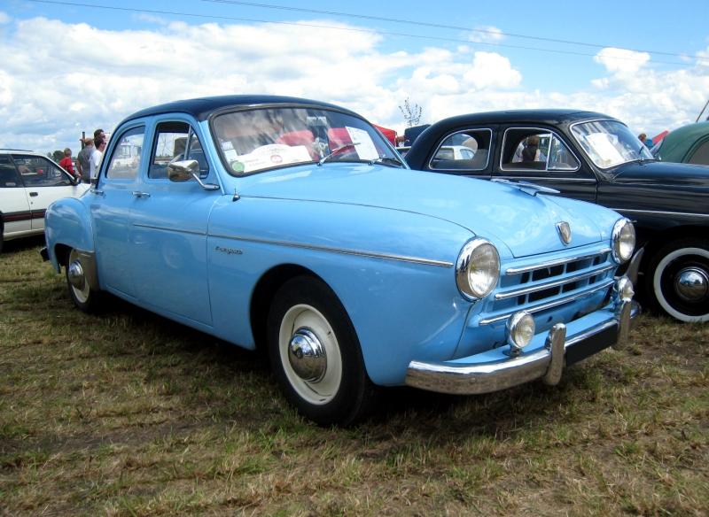 Renault Fregate 1951 - 1960 Cabriolet #1