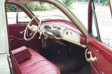 Renault Fregate 1951 - 1960 Cabriolet #8