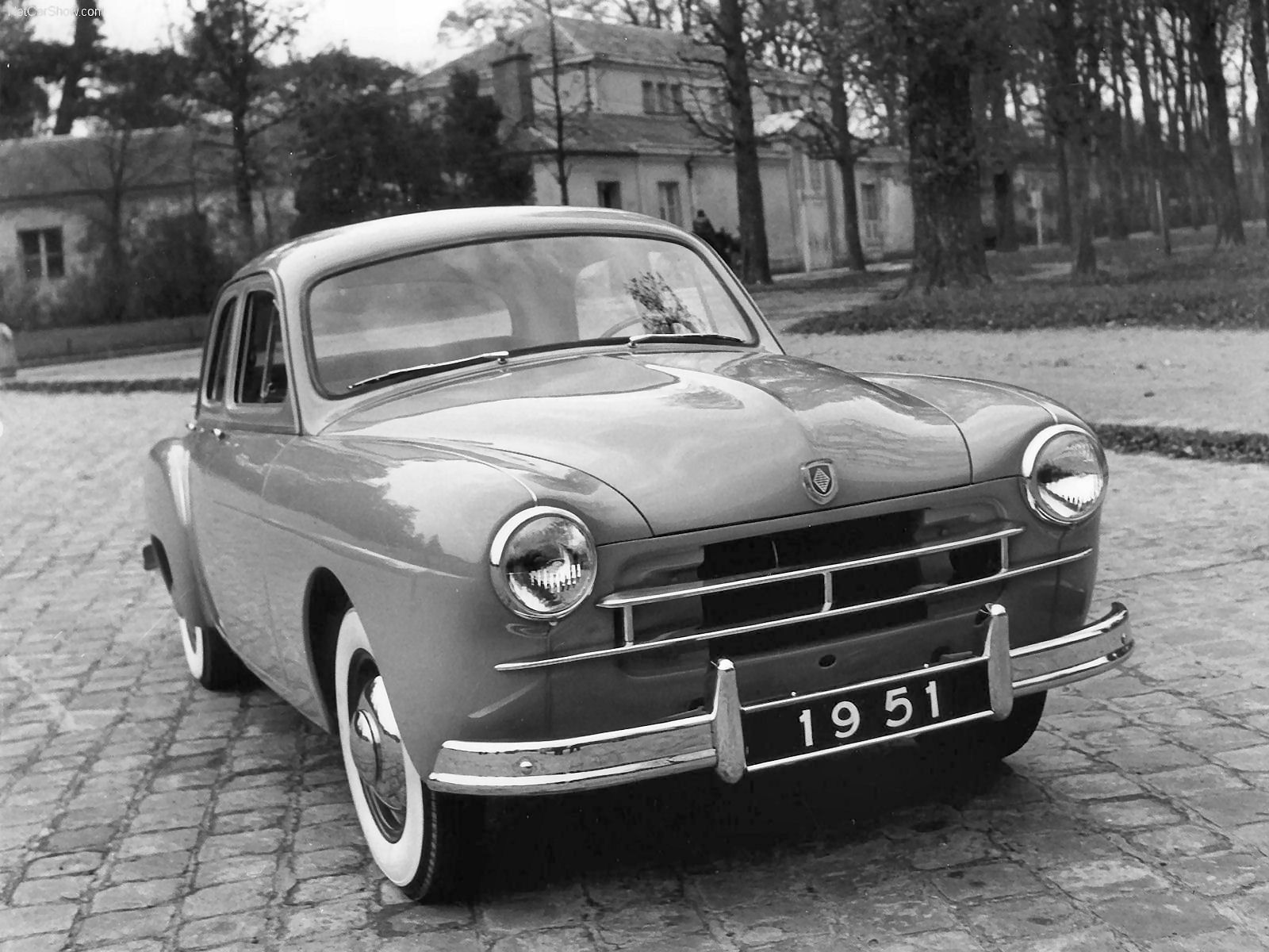 Renault Fregate 1951 - 1960 Cabriolet #5