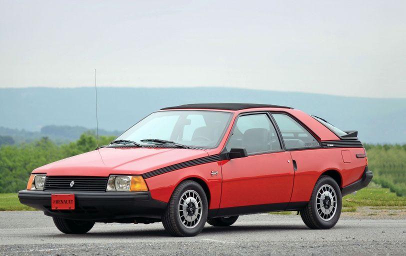 Renault Fuego 1980 - 1985 Hatchback 3 door #2