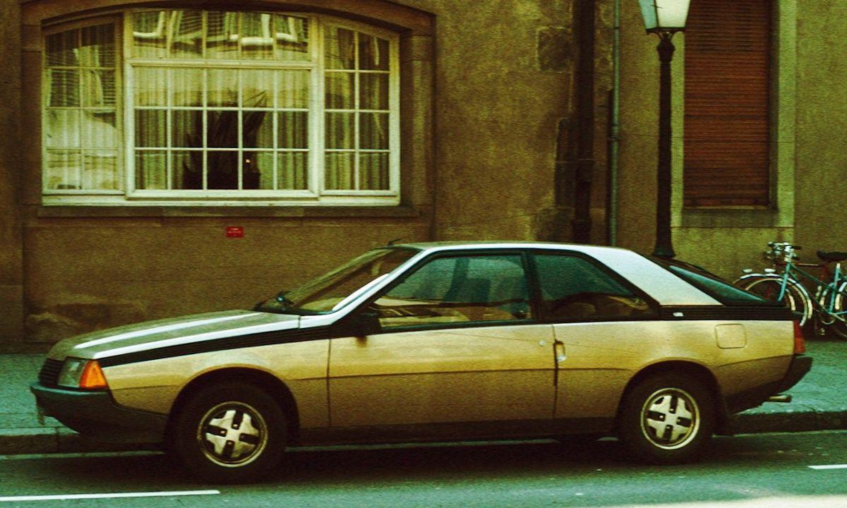 Renault Fuego 1980 - 1985 Hatchback 3 door #4