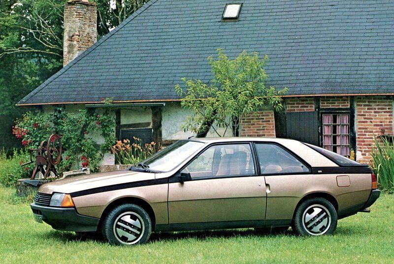 Renault Fuego 1980 - 1985 Hatchback 3 door #3