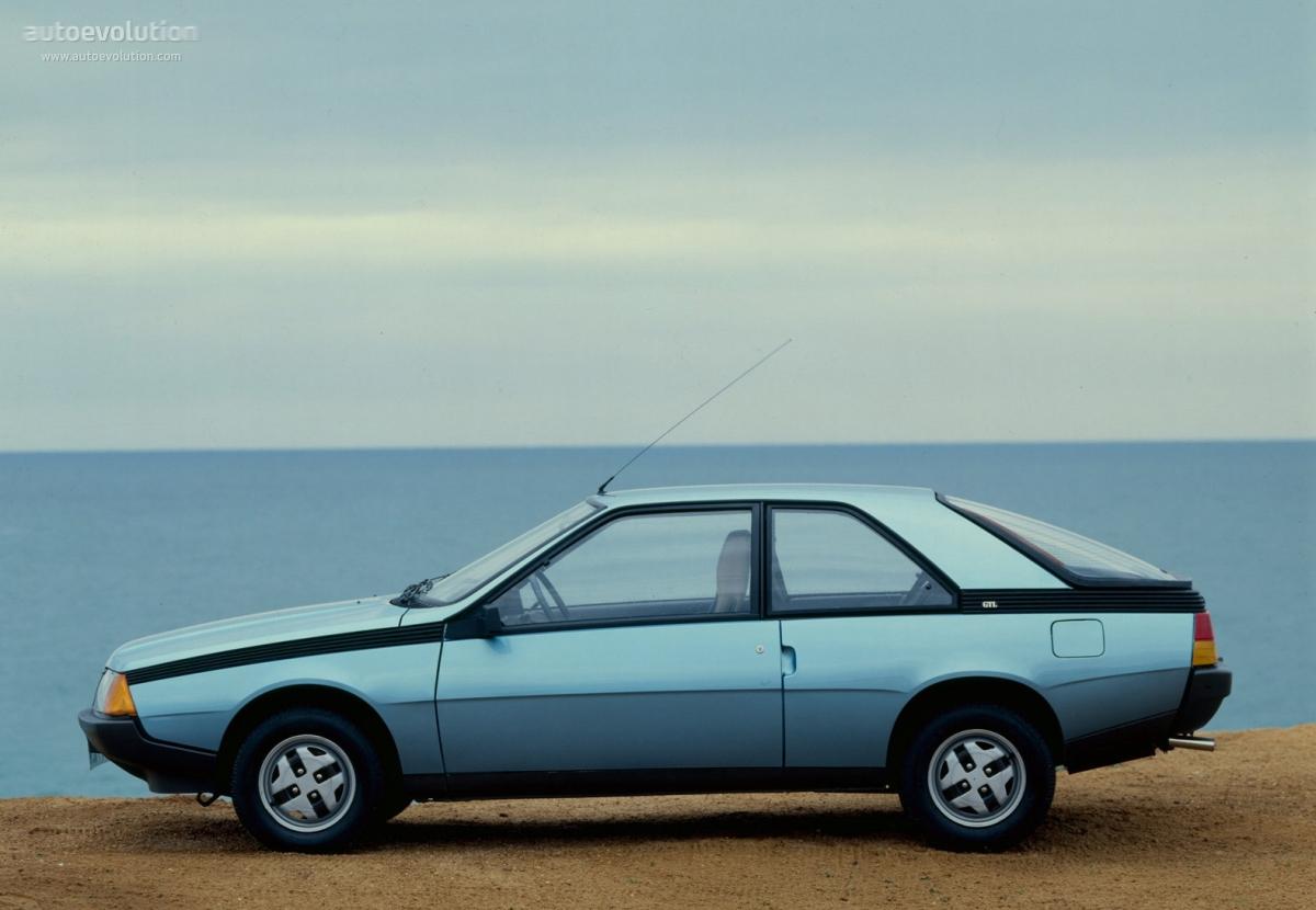 Renault Fuego 1980 - 1985 Hatchback 3 door #5