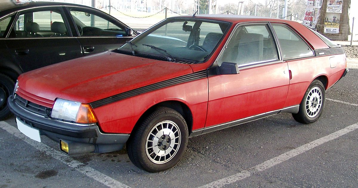 Renault Fuego 1980 - 1985 Hatchback 3 door #7