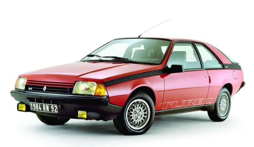 Renault Fuego 1980 - 1985 Hatchback 3 door #6