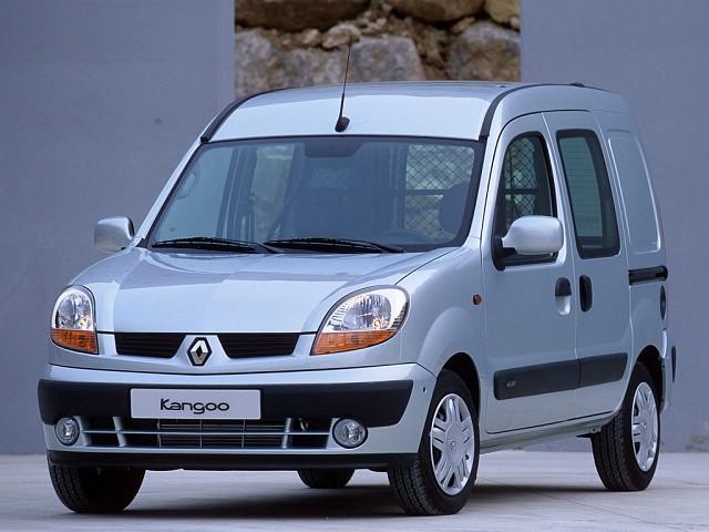 Renault Kangoo I 1997 - 2003 Compact MPV #2