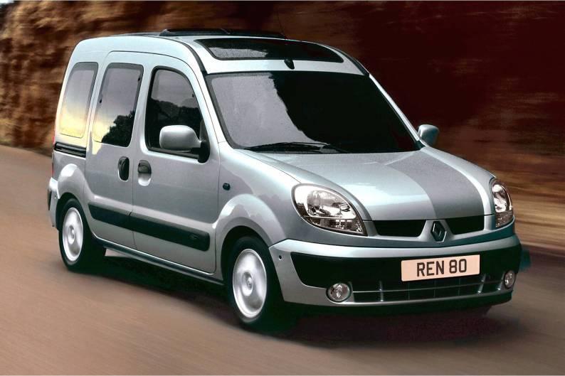 Renault Kangoo I 1997 - 2003 Compact MPV #7