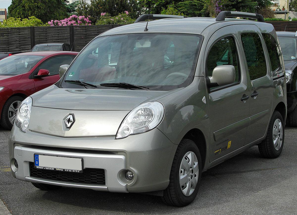 Renault Kangoo I 1997 - 2003 Compact MPV #8