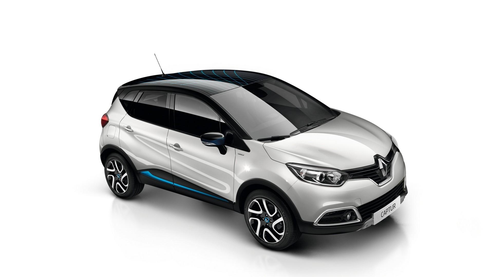 Renault Kaptur I 2016 - now SUV 5 door #1